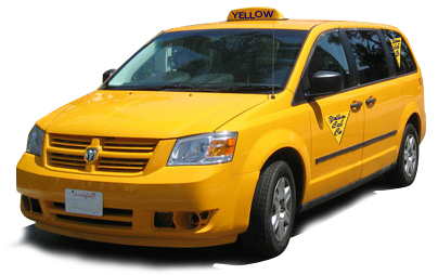 Yellow Cab of the Desert